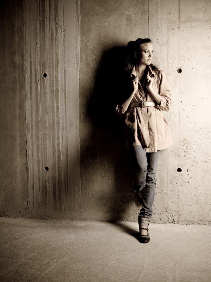 Photographe Montréal pour agence de mannequin et mode